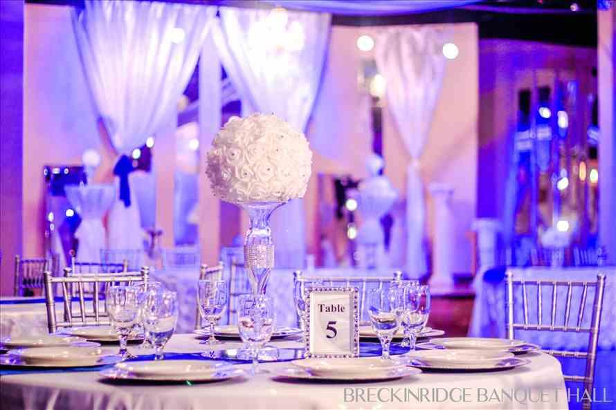 Breckinridge Banquet Hall