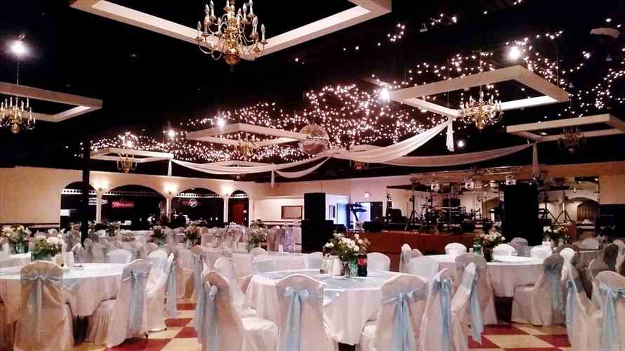 Monte Carlo Event Hall